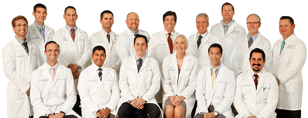 Physicians group photo